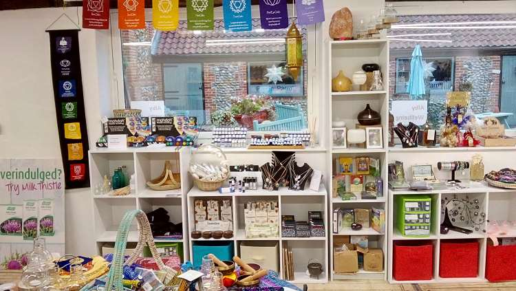 alby wellbeing shop