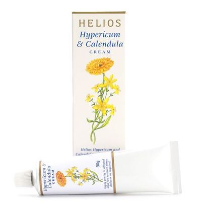 Hypericum & Calendula Cream