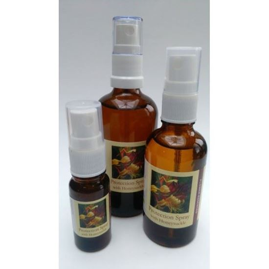 Honeysuckle Protection Spray bottles