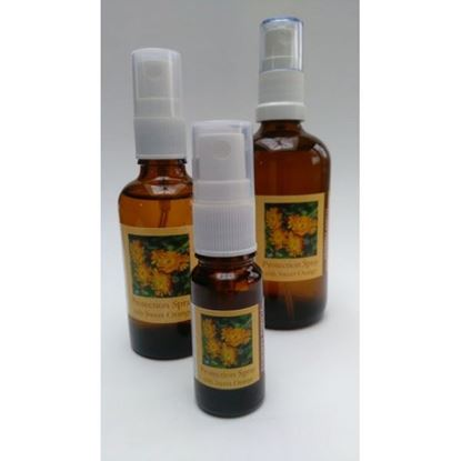 Sweet Orange Protection Spray bottles