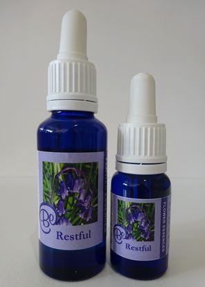 Be Restful bottles